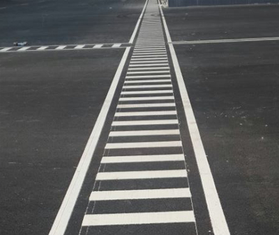 斑马线划线