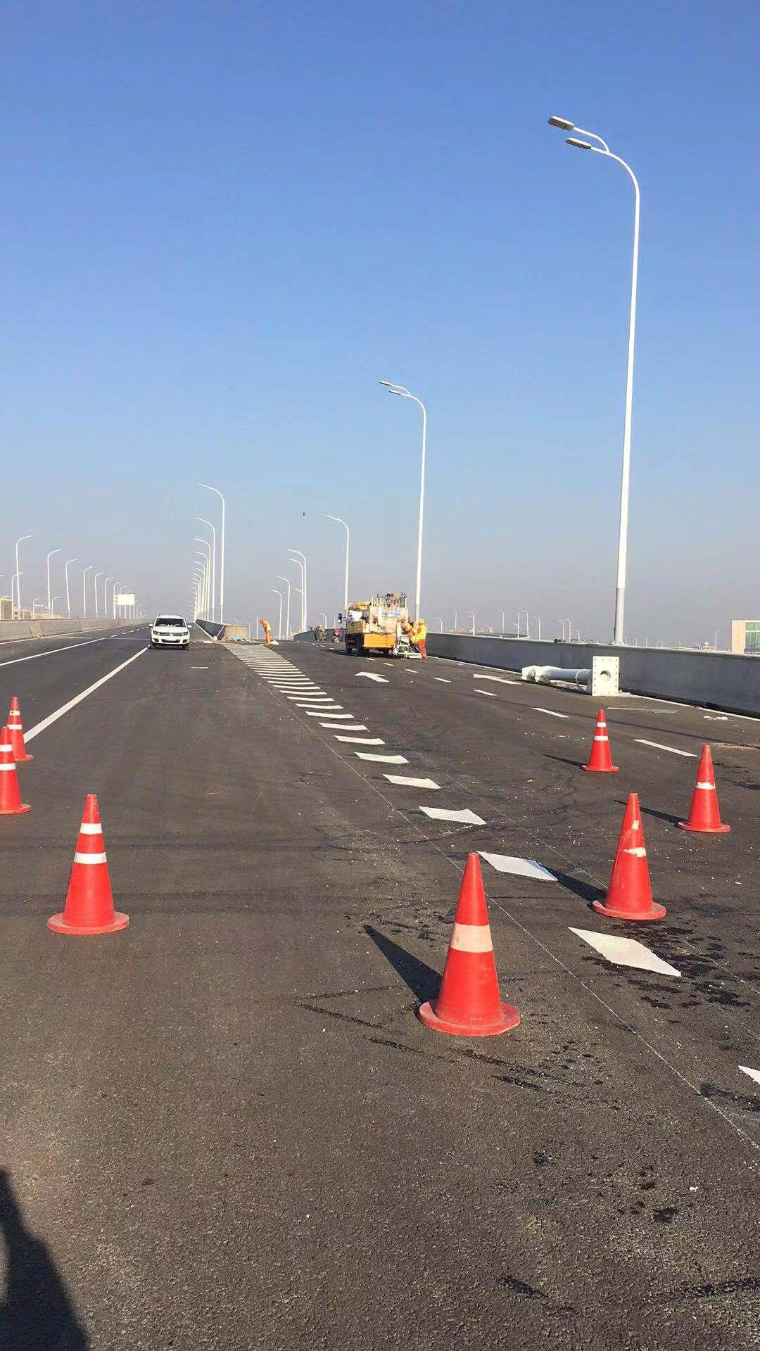 上海道路标线施工