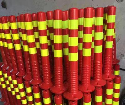 塑料弹力柱